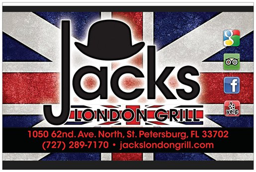 Jack's London Grill